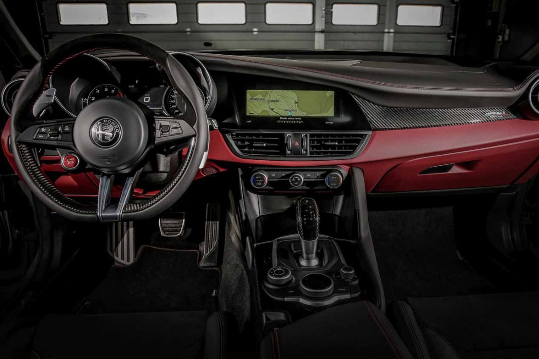 Alfa Romeo Giulia y Stelvio Quadrifoglio NRING: 216 unidades como homenaje a Nürburgring