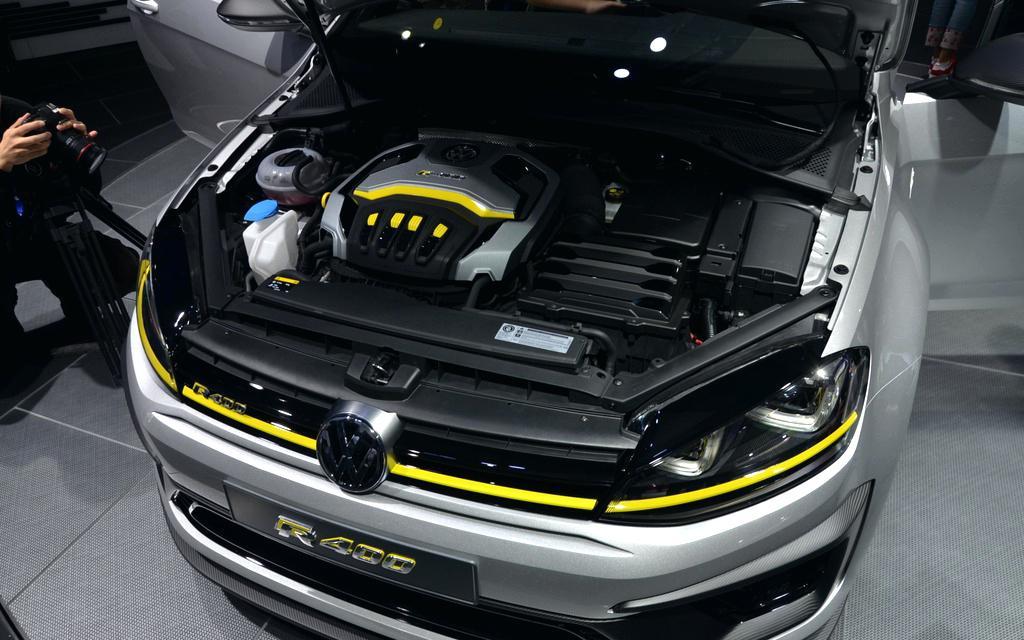 El Volkswagen Golf R de 2020 podría traer microhibridación y 400 CV