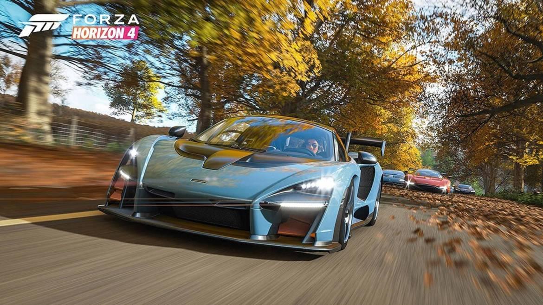 La lista de coches del Forza Horizon 4, filtrada