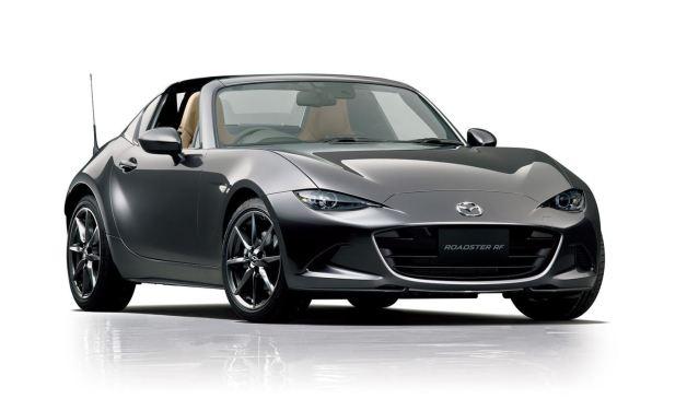 ¡Más potencia! El Mazda MX5 2019 contará con hasta 184 CV