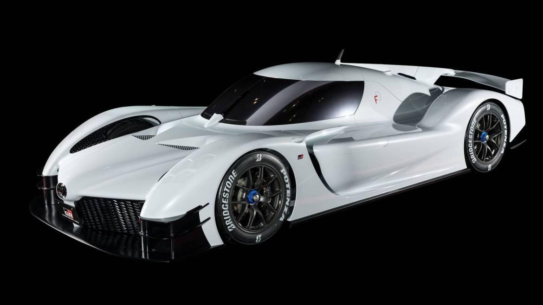 ¡Oficial! el Toyota GR SS llegará al mercado... ¡con casi 1.000 cv!
