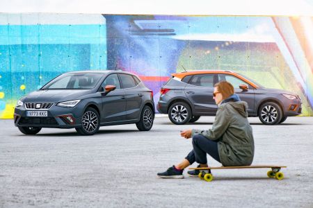 SEAT Arona y SEAT Ibiza Beats: Con equipo de sonido Beats by Dr. Dre