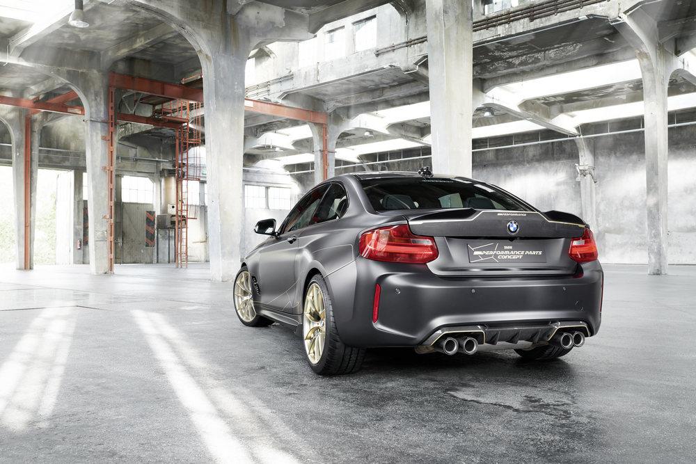 BMW lanzará más de un modelo M con tracción delantera