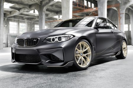 BMW M Performance Parts Concept: Una dieta de 60 kg para el BM2 M2