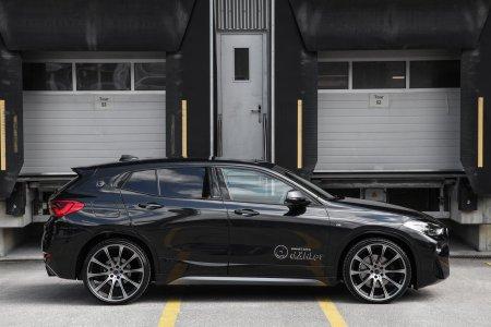 El BMW X2 pasa por las manos de Dahler y recibe más potencia