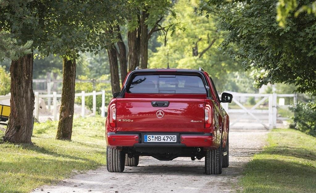 El Mercedes Clase X 350 d 4MATIC (258 CV) ya tiene precio para España: Desde 55.964 euros