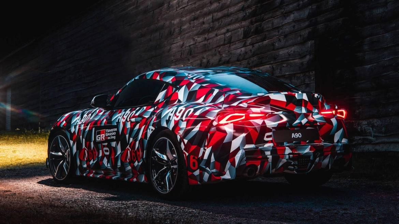 El nuevo Toyota Supra llegará a España en 2019