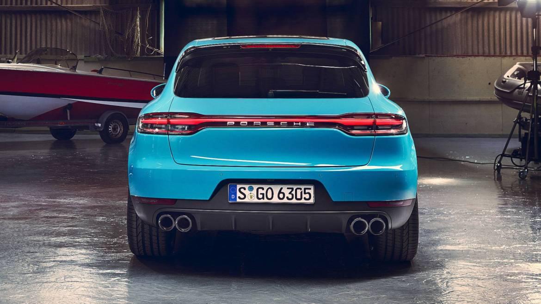 Oficial: 2019 Porsche Macan, vuelta a la vieja escuela