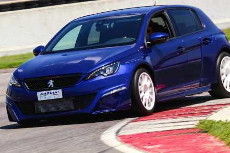 Peugeot 308 GTI por Arduini Corse: Del circuito a la calle con 302 CV