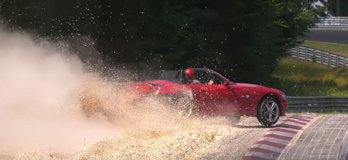 Vídeo: Este BMW Z4 M Roadster queda destrozado en Nürburgring