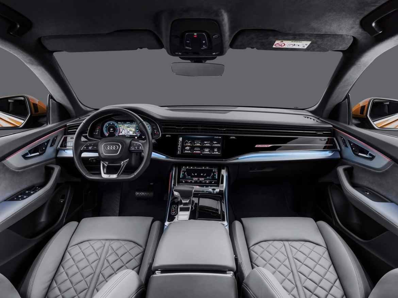 Ya disponible el Audi Q8: A partir de 84.840 euros