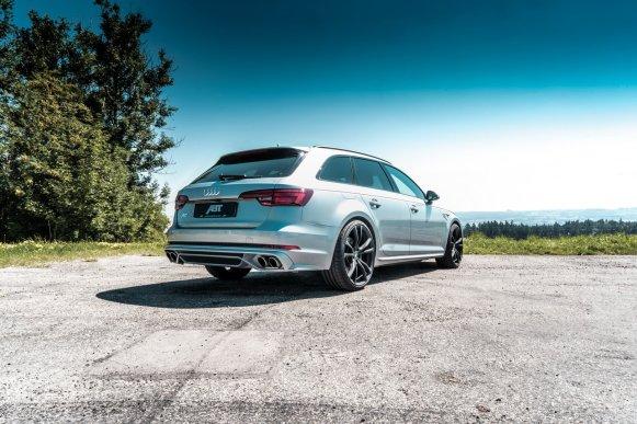 ABT Audi A4 B9: Ya puedes personalizar las variantes convencionales
