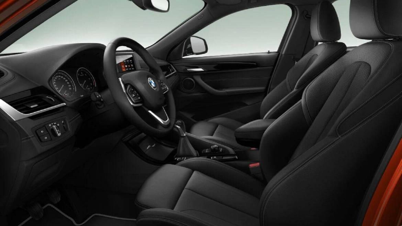 BMW X2 Impulse: Más equipamiento de serie