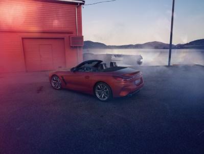 El BMW Z4 M40i 2019 vuelve a filtrarse: Imágenes mucho más reveladoras