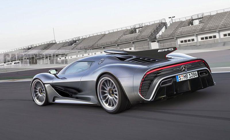 Mercedes-AMG quiere evitar la especulación con el Project One