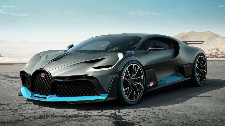 Oficial: Bugatti Divo, información y datos desde Pebble Beach