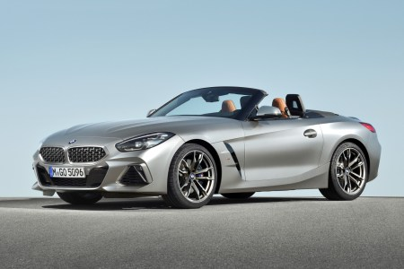 El BMW Z4 2019 contará con tres motores: ¡Nuevas imágenes oficiales!