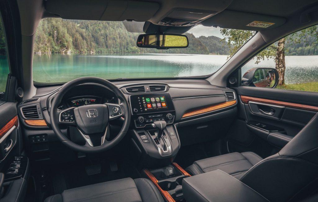 Honda CR-V 2019: Lista de precios para España