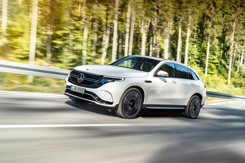 Oficial: Mercedes-Benz EQC, el primer eléctrico de la estrella