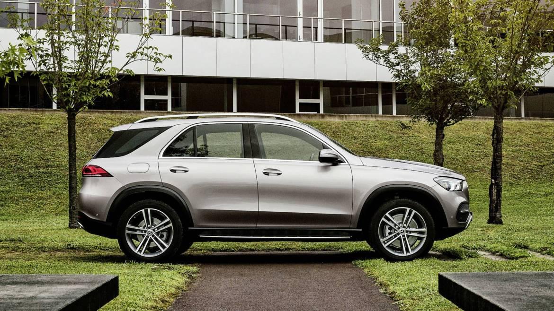 Oficial: nuevo Mercedes GLE, más avanzado, tecnológico... y conservador