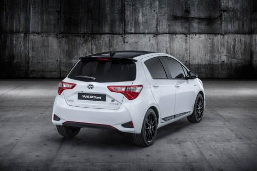 Toyota Yaris GR Sport y Yaris Y20: Ediciones que buscan la deportividad y exclusividad
