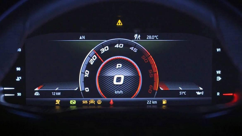 Casi oficial: Skoda Kodiaq RS, al natural previo debut en París