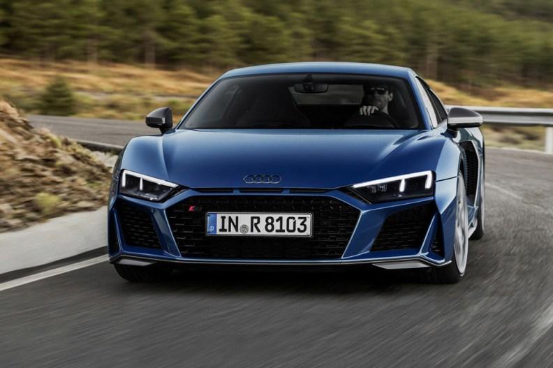 Oficial: renovado Audi R8, listo para 2019