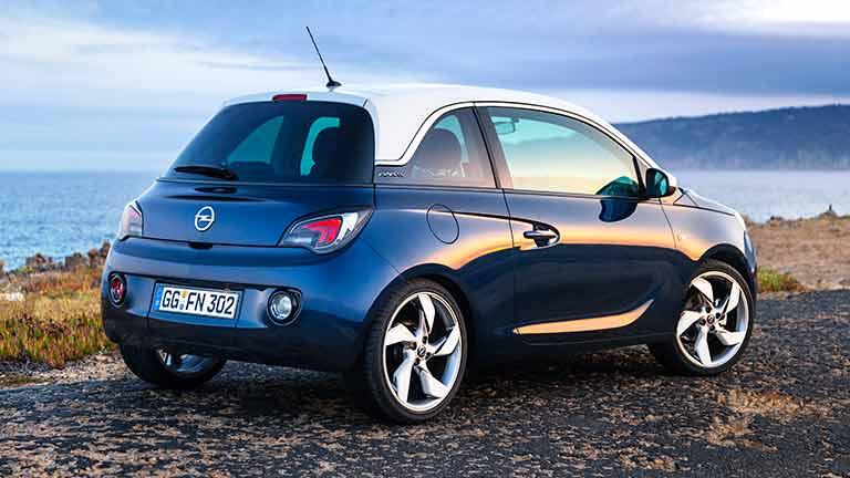 Opel suprimirá en 2019 los Karl, Cabrio y Adam de su gama... y no tendrán sucesor