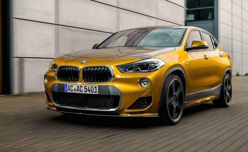 ¿Quieres un BMW X2 todavía más llamativo? AC Schnitzer lo ha logrado