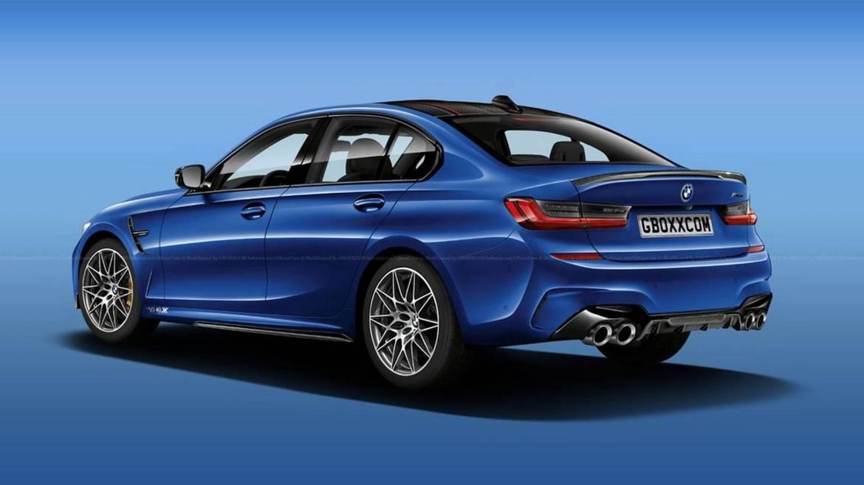 Un vistazo al futuro BMW M3: lo que está por venir
