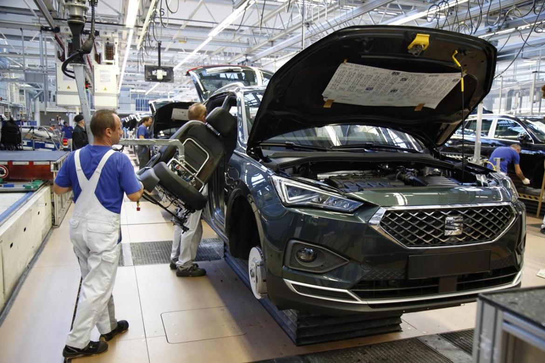 Wolfsburg comienza con la producción del SEAT Tarraco