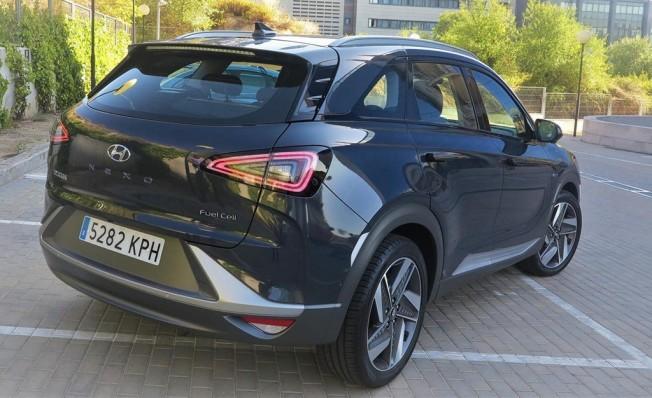 Ya hay un vehículo de hidrógeno matriculado en España: Hyundai Nexo