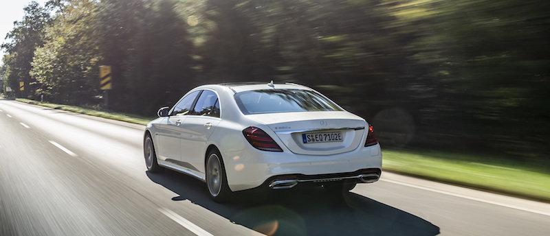 El Mercedes S 560 e con 476 CV llega con la etiqueta de cero emisiones: ¿Cómo lo logra?