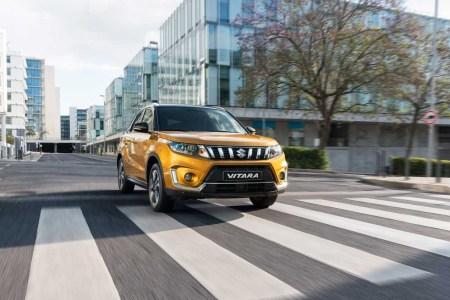 El Suzuki Vitara 2019 llega con un pequeño lifting y sin motores diésel