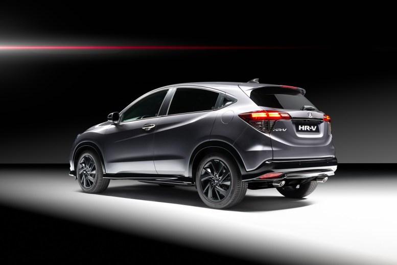 Honda HR-V Sport: Hola al 1.5 VTEC Turbo de 182 CV