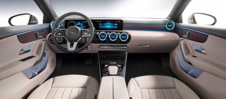 Llega el Mercedes-Benz Clase A Sedán desde 34.050 euros