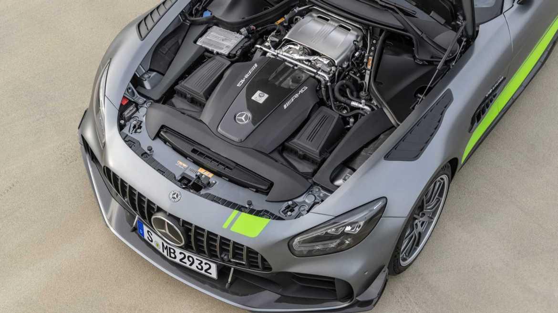 Más cerca del Mercedes AMG GT R Black Series: llegará a finales de 2019