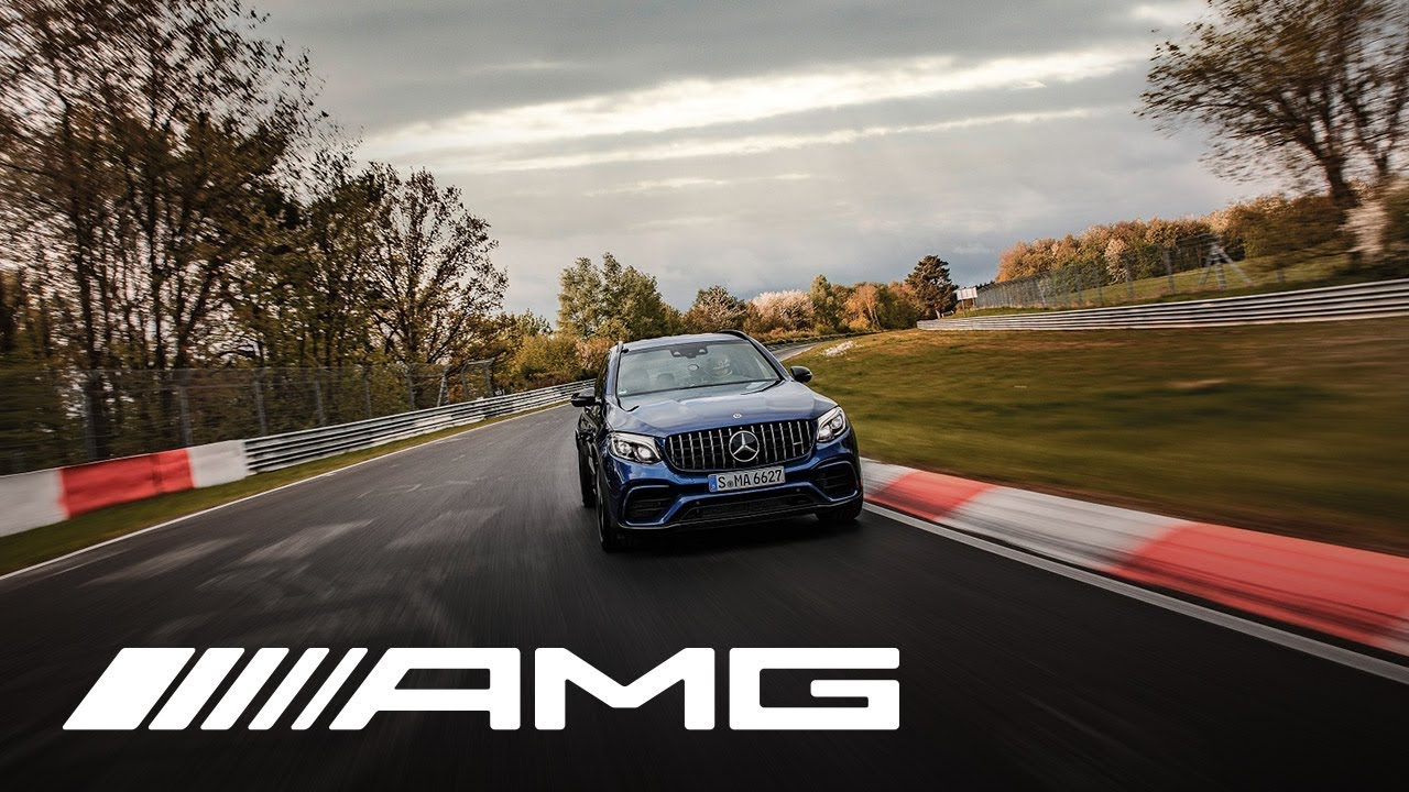 Record Lap - Mercedes-AMG GLC 63 S 4MATIC+ Dominates the Nürburgring Nordschleife