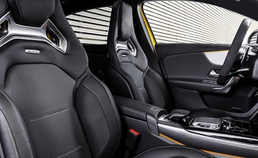 Ya puedes hacerte con el Mercedes-AMG A 35 4MATIC de 306 CV a partir de 57.675 euros
