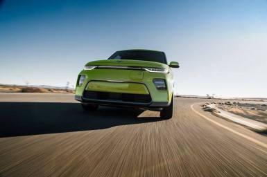 El nuevo KIA Soul EV cuenta con 204 CV y hasta 450 km de autonomía
