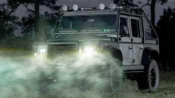 El Spectre 110 Crew Cab de Himalaya te acerca al ambiente 007