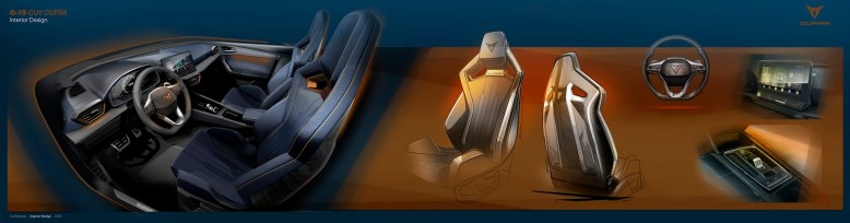CUPRA Formentor: Prototipo de híbrido enchufable con 245 CV