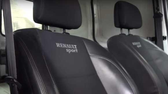 Esta Renault Kangoo sí que mola: ¡Tiene un motor de Mégane R.S. y 225 CV!