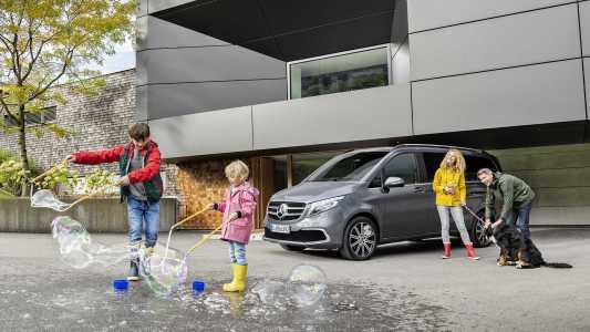 Mercedes Clase V 2019: Más eficiente y con más posibilidades de equipamiento