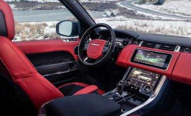 Range Rover Sport HST MHEV: 400 CV con etiqueta ECO de la DGT