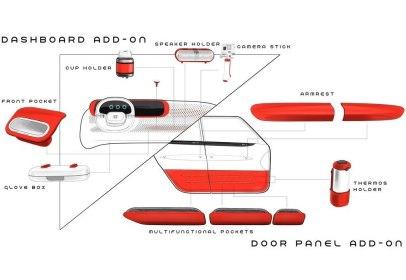 Fiat Concept Centoventi 2019: Un vistazo al urbano eléctrico del futuro