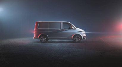 Anticipo de la Volkswagen Transporter T6.1: Más tecnología y un aspecto renovado
