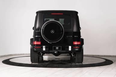 El nuevo Mercedes-AMG G63 ya ha sido blindado por Inkas: Máxima seguridad