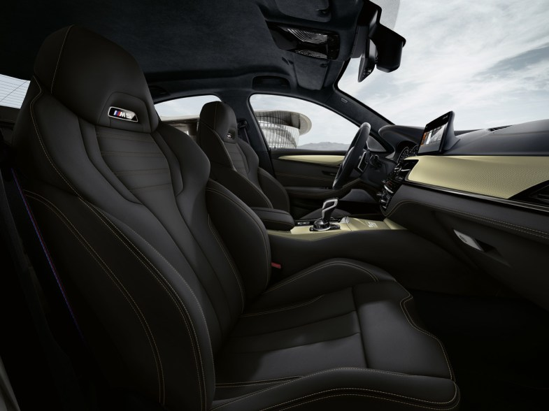 El BMW M5 Edición 35 Aniversario llega con 625 CV y tan sólo 350 unidades