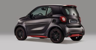 smart EQ fortwo Ushuaïa Limited Edition: 75 unidades muy caras... y exclusivas